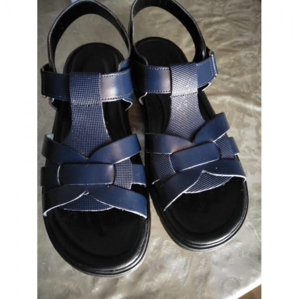 Sandal in Blue Color for Men