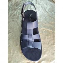 Blue Color Sandal for Him