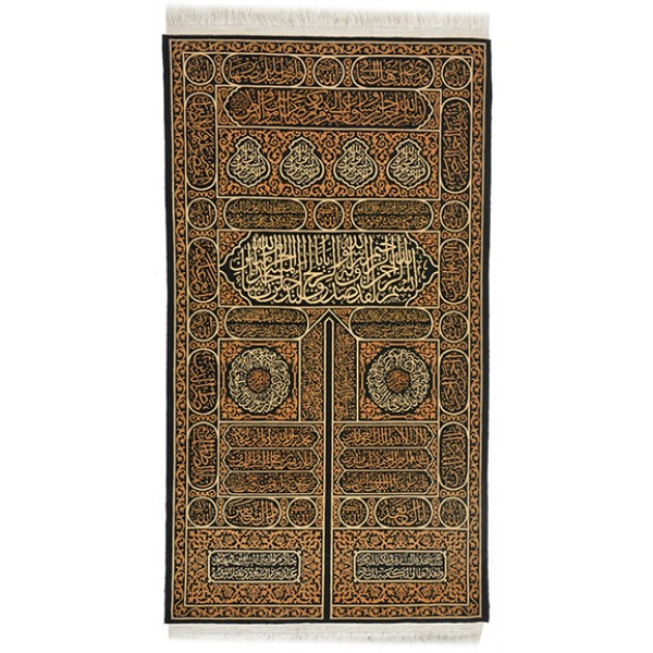 Hand knotted wall hanging rug - Masterpiece Rug for Special Places