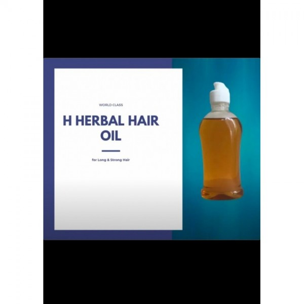 H Herbal Hair Oil for long and strong hairs