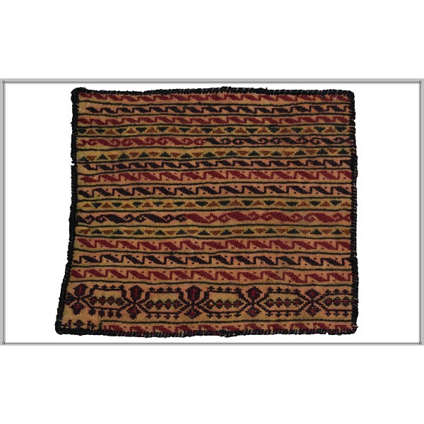 Single piece Handmade Antique Kilim Cushion Cover/Pillow Cover (Without Filling)