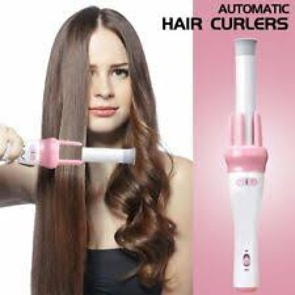 Professional Hair Wand Curling Iron Automatic Hair Curly Machine Hot Tool 1 Inch Curling Hair