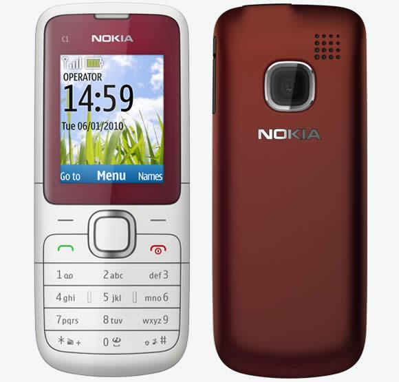 Nokia C1 01