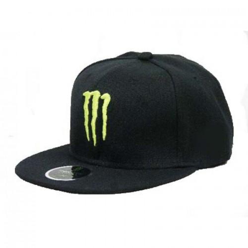 Monster Cap Black