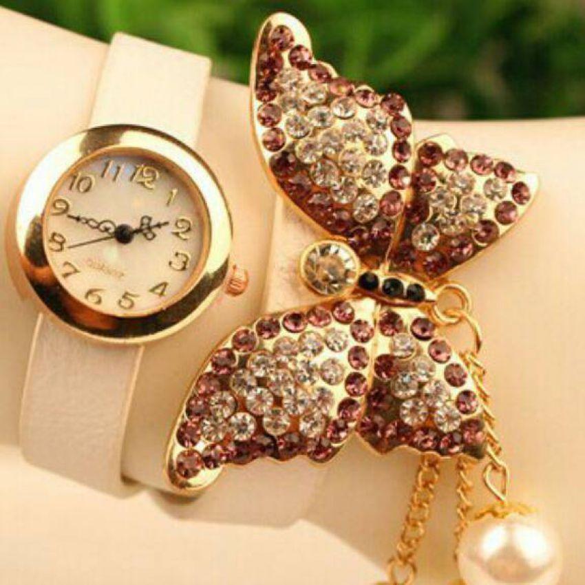 Butterfly Bracelet Watch for Girls - Stylish Watch