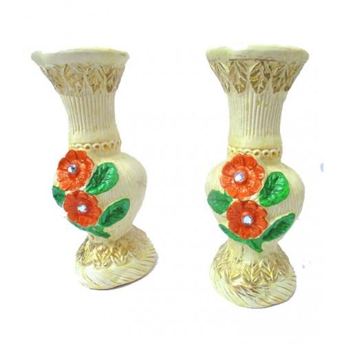 Buy 2 Beautiful Vases Holders Rack Table Home Decor Amazing Online