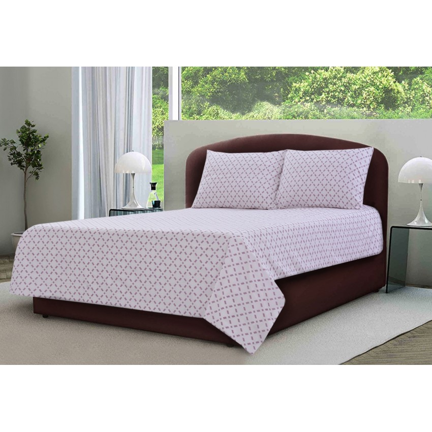 prufen purple bed sheet queen imported a1. Black Bedroom Furniture Sets. Home Design Ideas