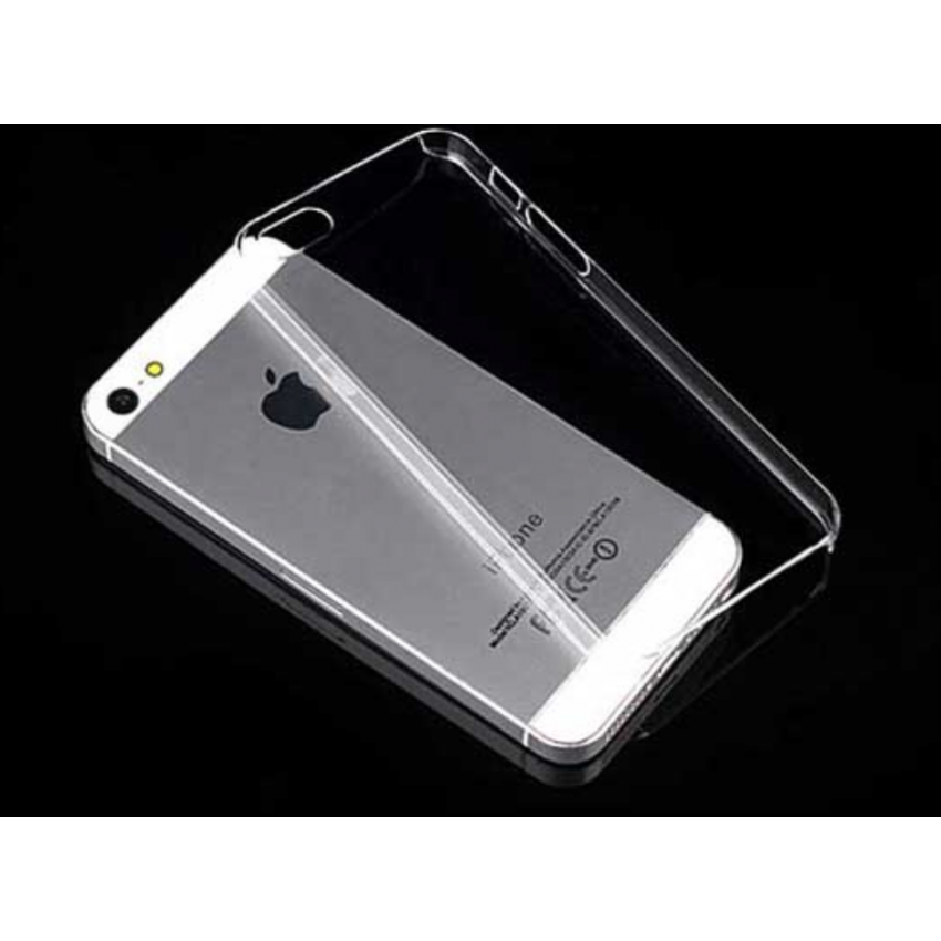 Transparent Crystal Clear Hard Case For iPhone 5/5s