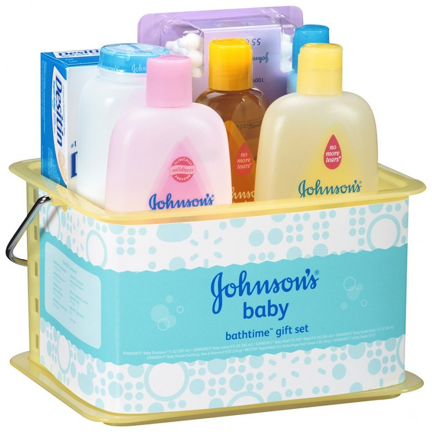 Baby Gift Pack : Special discount bundle johnson baby gift pack