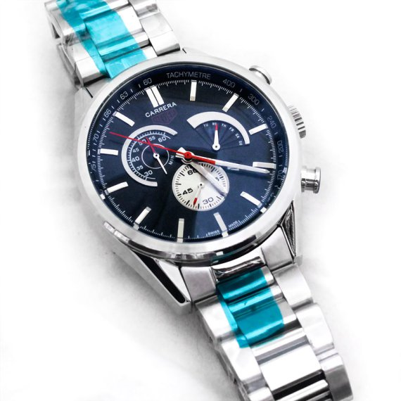 tag heuer tachymeter how to use