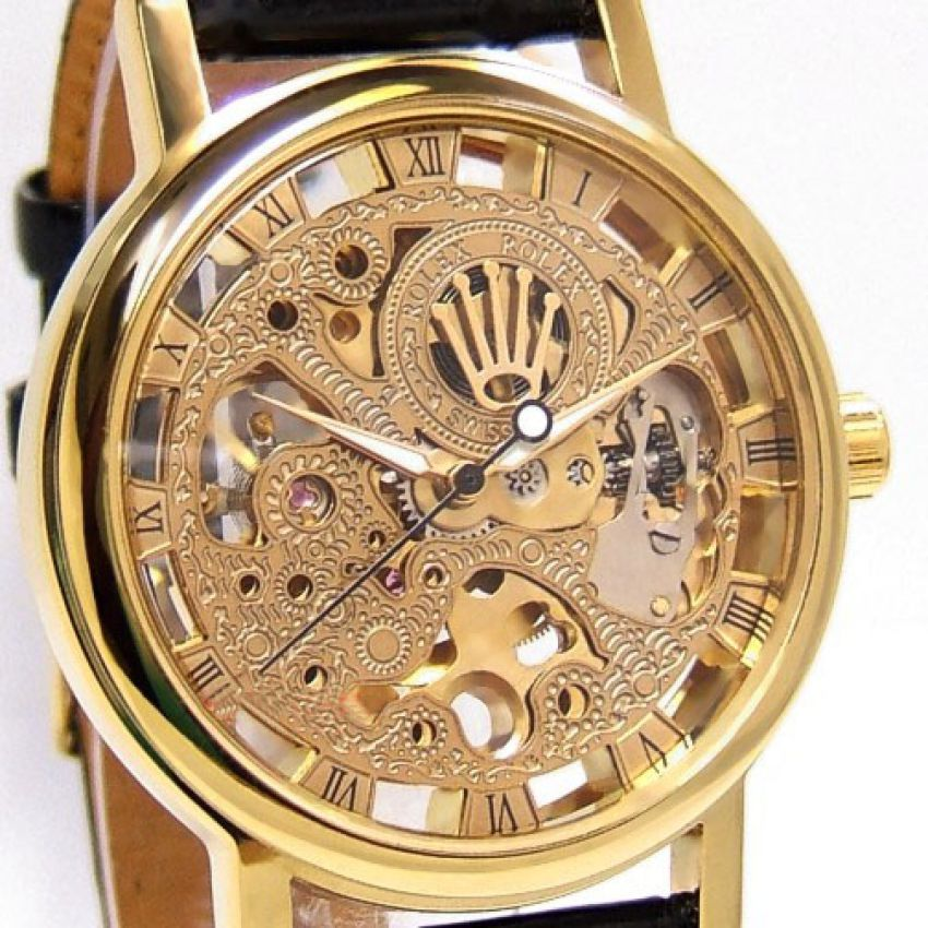 dhgate from watches steel sales product luxury steampunk skeleton wristwatch man mechanical watchonsale brand sale watch mens stainless transparent