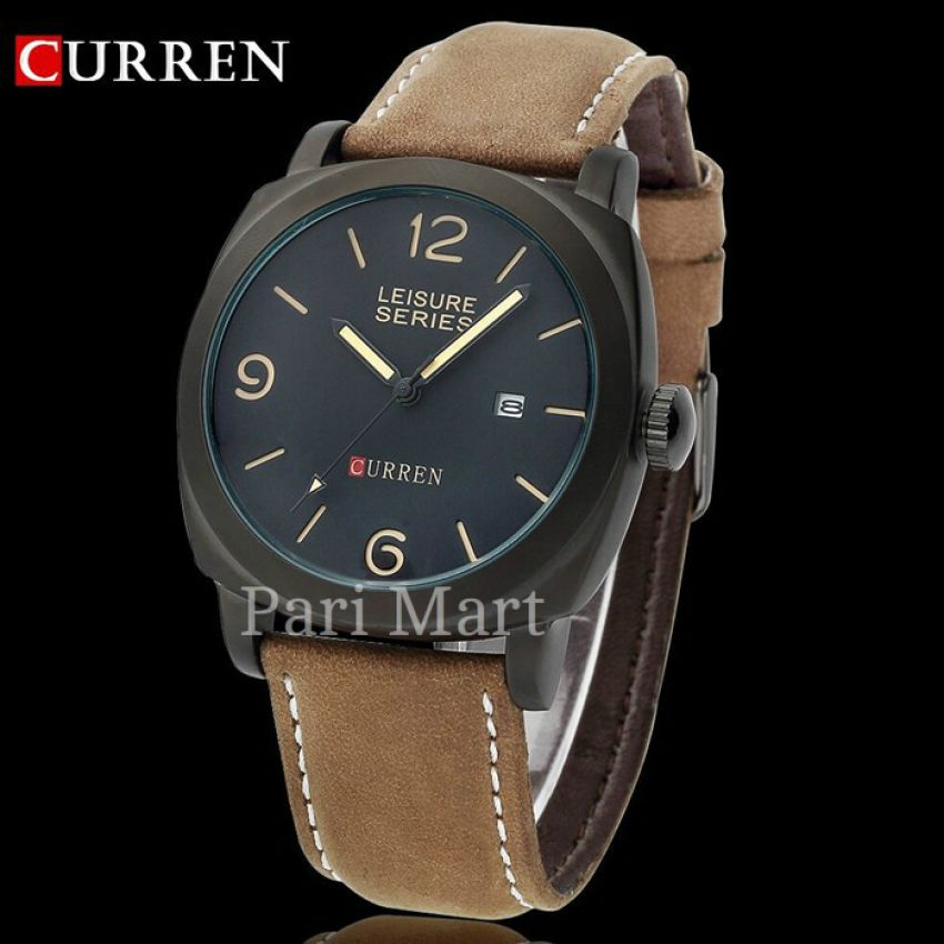Curren Business Quartz Watch Men Sport Watches Military Watches