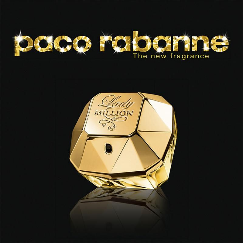1 million perfume for women by paco rabanne. Black Bedroom Furniture Sets. Home Design Ideas