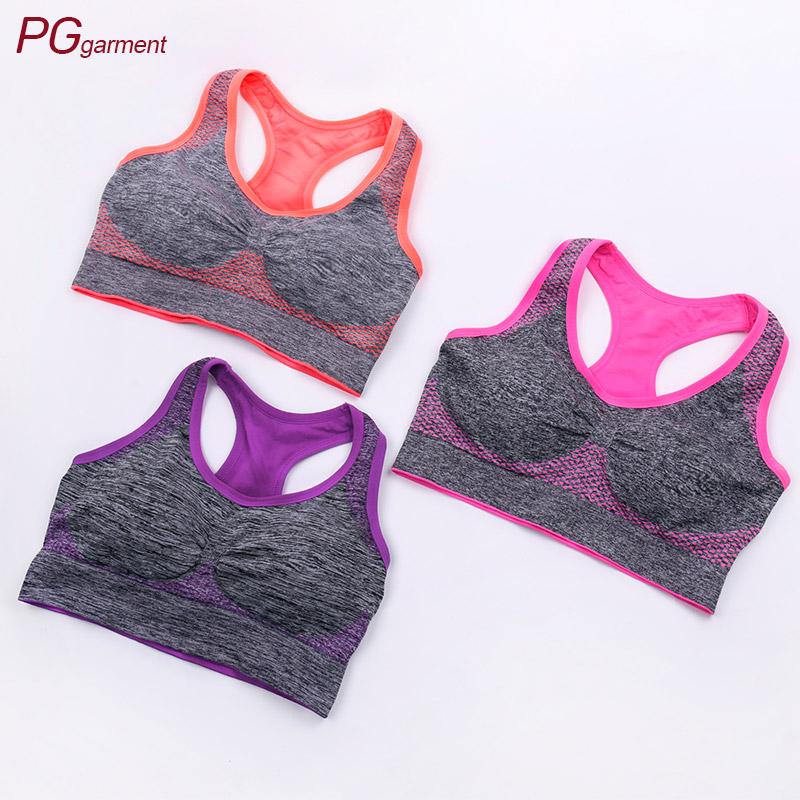 Book Cover Craft Bra : High impact racerback sports bra for women